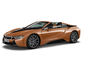 BMW i8 Roadster Plug-in Hybrid